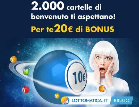 lottomatica bingo bonus